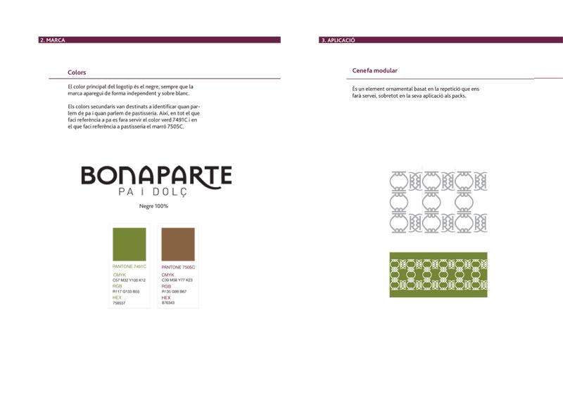 Style Guide Bonaparte