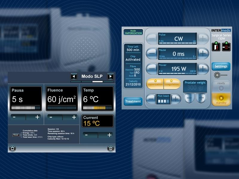 UI Clinical Equipment, Equipos Clínicos, Equipaments Clínics
