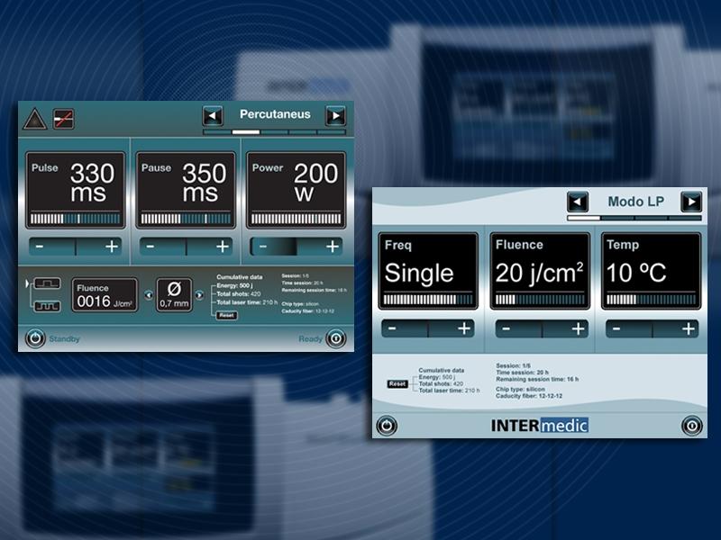 UX Clinical Equipment, Equipos Clínicos, Equipaments Clínics
