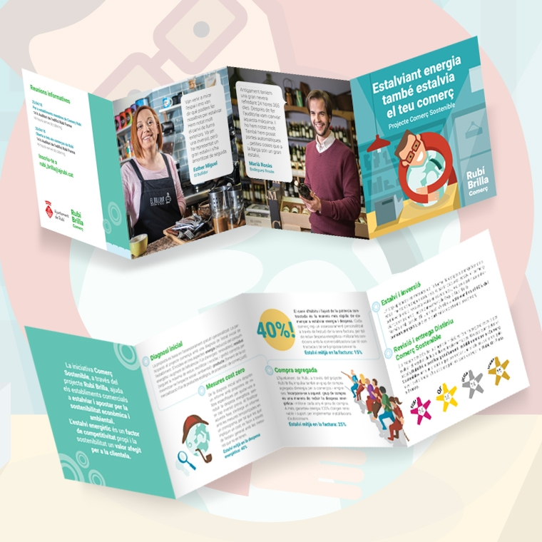 Brochure efficient use of energy in the retail sector